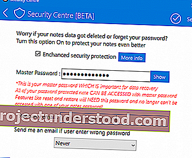 zenr-notes-master-password