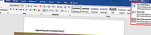 Tutorial Microsoft Word - Klub Windows